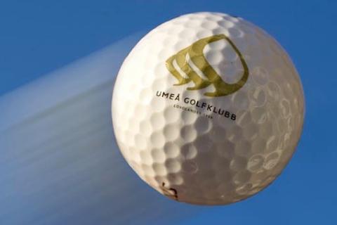Grönt kort Umeå Golfklubb på några veckor