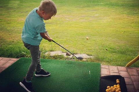 Välkommen till juniorträning Umeå Golfklubb
