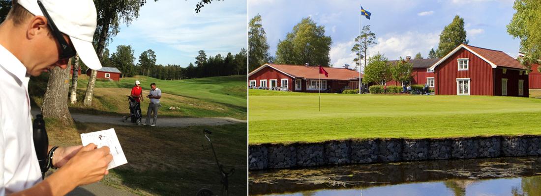 Golflya, hotellpaket - boende Umeå Golfklubb