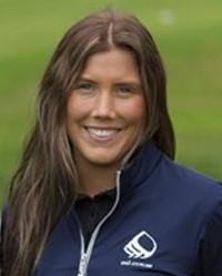 Maria Swärdsudd, kanslichef Umeå Golfbana