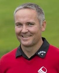 Mathias Ferry, klubbchef Umeå golfbana