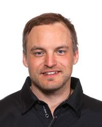 Stefan Vänstedt, banchef Umeå Golfbana