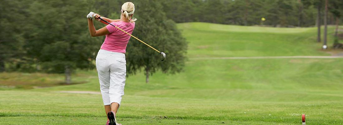 Köp träningskortet på Umeå Golfklubb