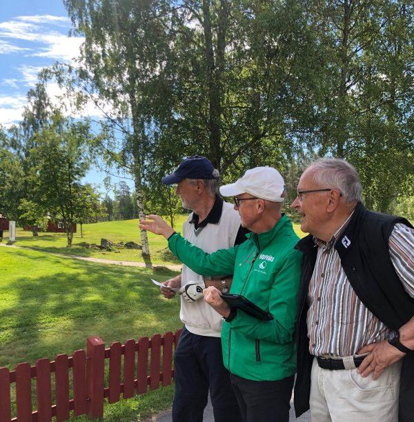 golfvärd Umeå golfklubb