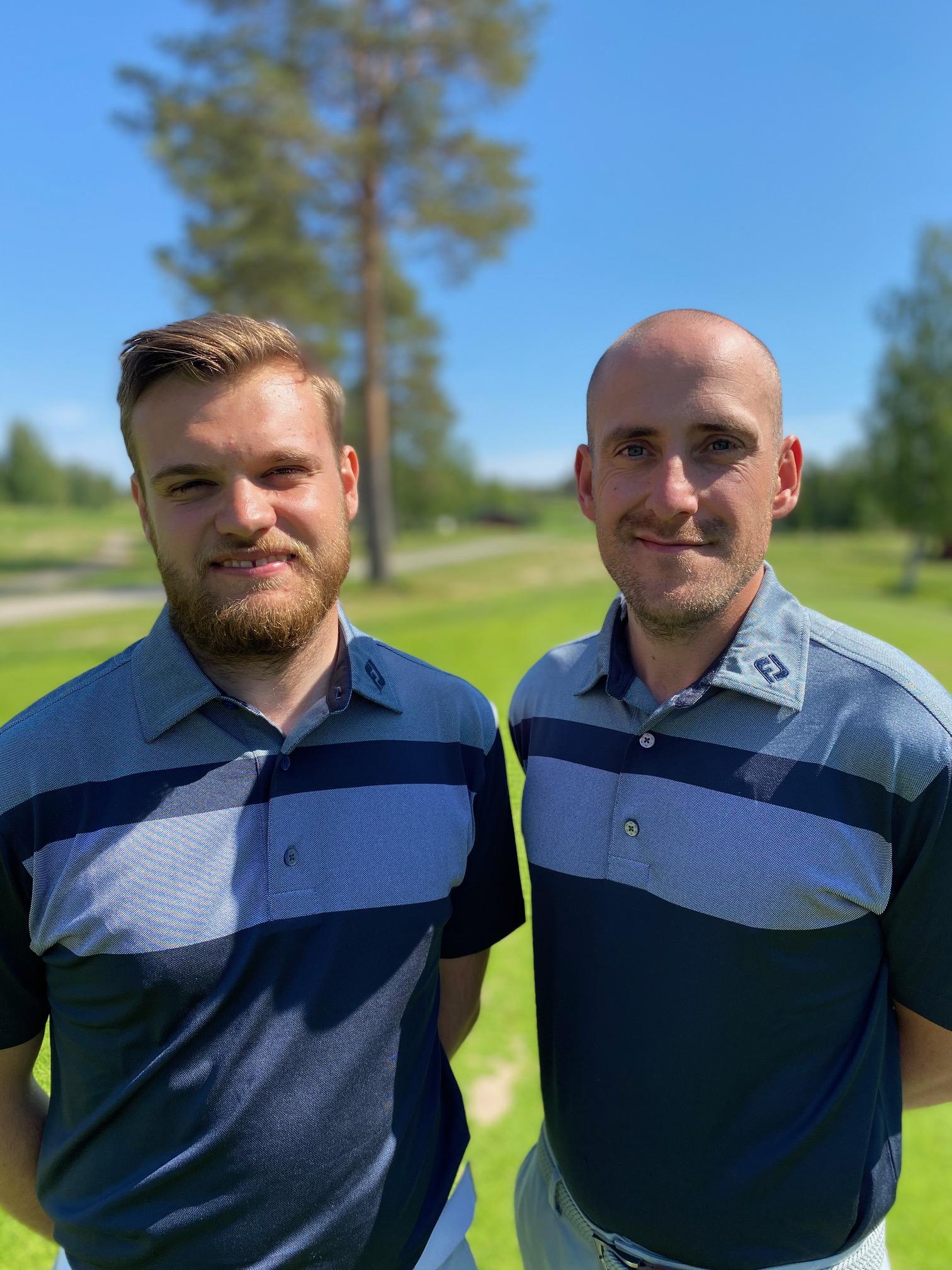 Umeå golfklubbs tränare