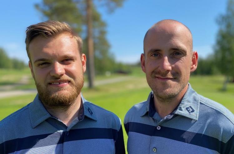 träna på Umeå Golfklubb, möt våra tränare