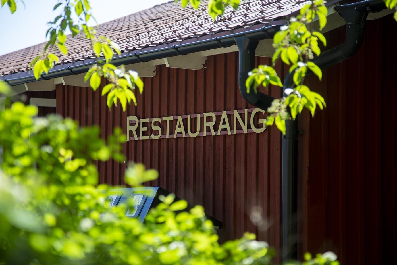 Besök restaurangen på Umeå Golfklubb